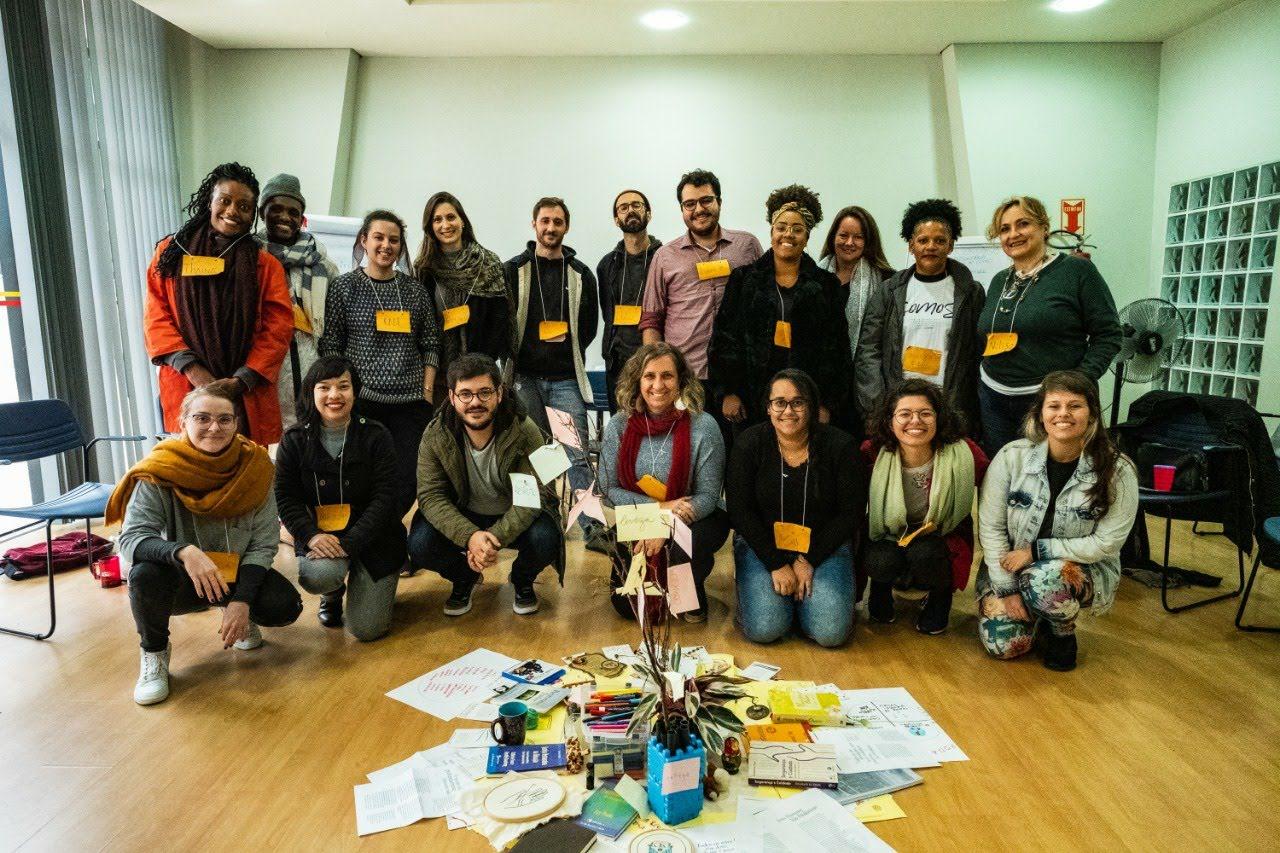 Curso de Facilitador em Círculos de Justiça Restaurativa e Construção de Paz Não Conflitivos