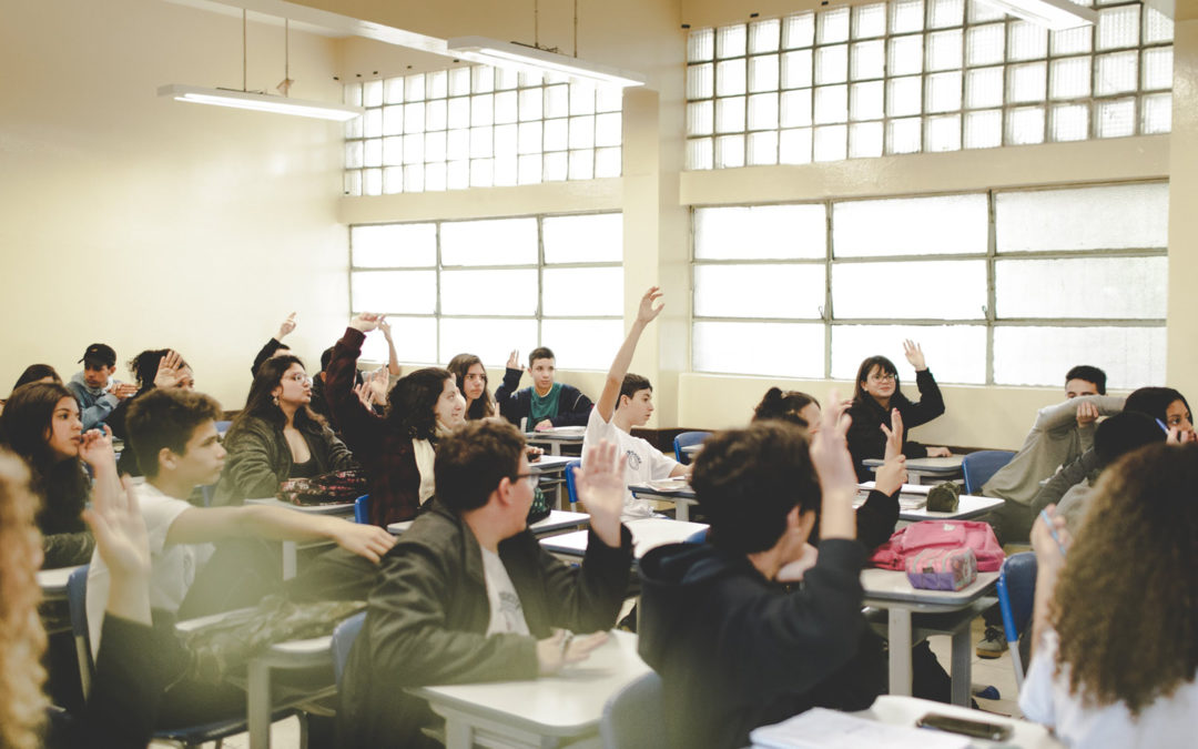ODS 4: por uma educação de qualidade para todas as pessoas