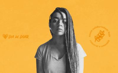 Dia de doar: O Instituto Aurora pelo olhar da voluntária Leticia Galvão