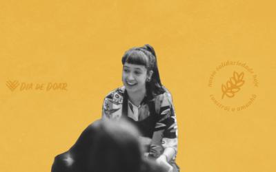 Dia de Doar: Geografia, arte, educação e uma voluntária ao encontro dos Direitos Humanos e do Instituto Aurora