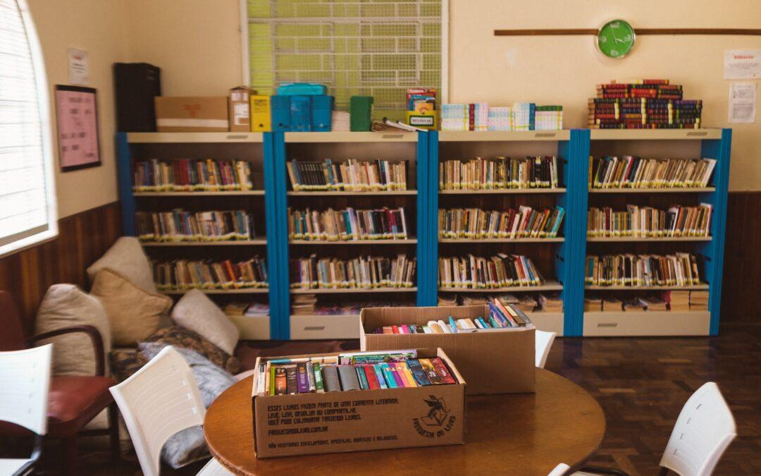 Biblioteca Mais Plural pretende ampliar diversidade de títulos nos centros de socioeducação