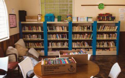 Ajude na arrecadação de livros para o projeto Biblioteca Mais Plural