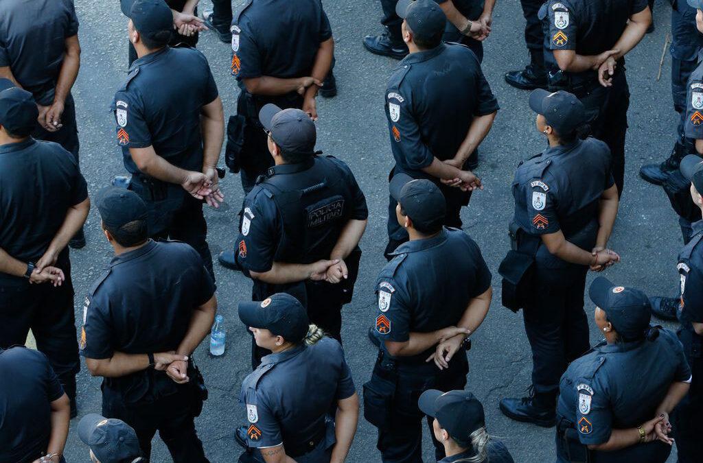 Suicídio entre policiais é maior na PM